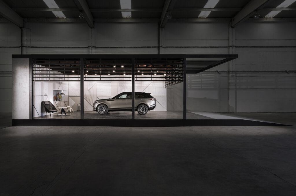Juan Baraja - Land Rover