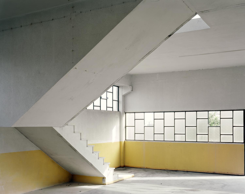 EXPOSICIÓN INDIVIDUAL Perfil de escalera