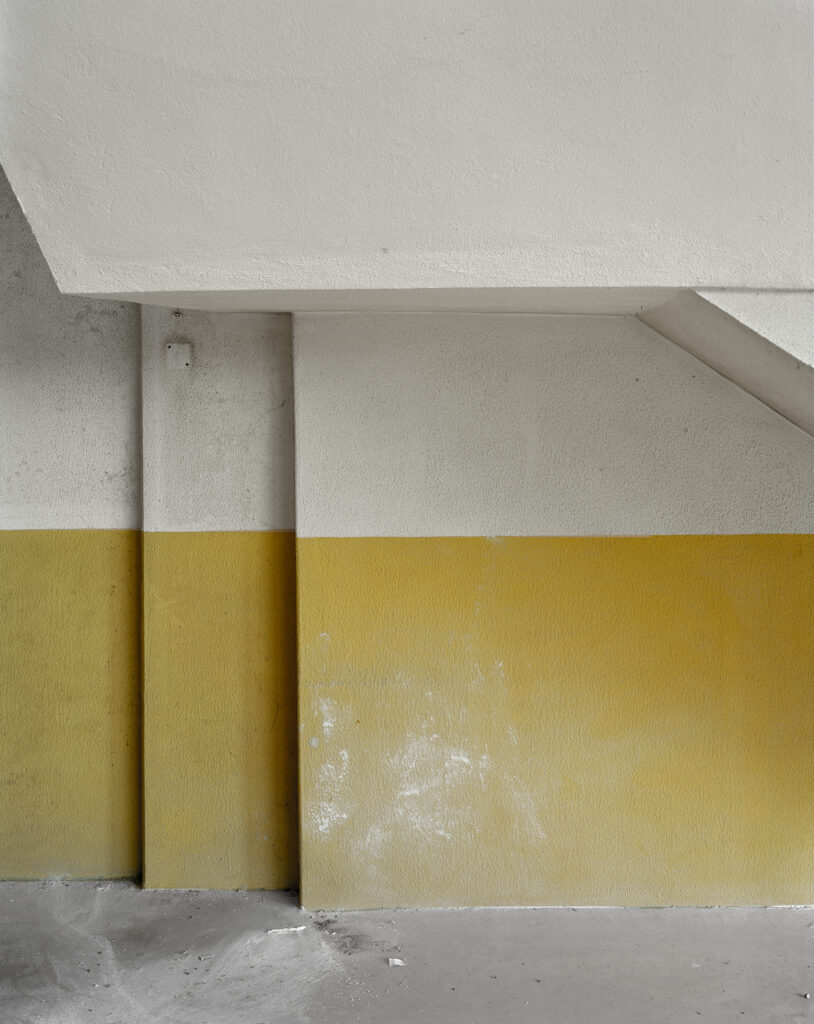 Juan Baraja - Perfil de escalera