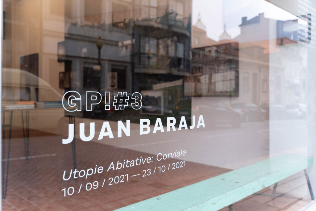 Juan Baraja - Utopie Abitative: Corviale